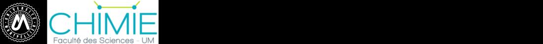 Département de chimie de la Faculté des sciences Logo